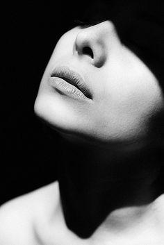 Female Portrait by Hannes Caspar