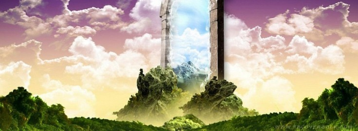 Fantasy Art Scenery Facebook Timeline Cover